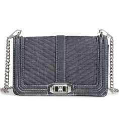 Rebecca Minkoff Love Denim Crossbody Bag, $165 (Orig. $275) via @AOL_Lifestyle Read more: https://www.aol.com/article/shop/2017/05/19/nordstrom-just-added-tons-of-new-styles-to-their-handbag-sale/22099677/?a_dgi=aolshare_pinterest#fullscreen