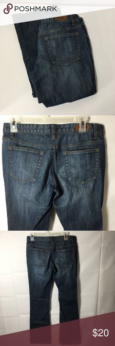 Charlotte Russe  Everyday Boot Cut Jeans Size 6 Charlotte Russe Everyday Boot Cut jeans women's size 6 Regular Gently used no holes or stains  28 inch waist 8 inch rise 31 inch inseam 8 inch cuff width Charlotte Russe Jeans Boot Cut