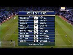 Nhớ lại vòng Boxing Day điên rồ nhất lịch sử khi M.U thua 1-6 Fulham ghi 10 bàn