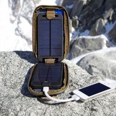Portable solar technology is rapidly becoming more efficient and more affordable. Check out this list of whiz-bang sun-powered gizmos.