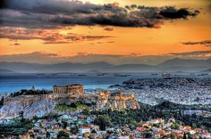 Athens - going there in July