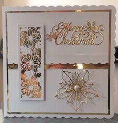 Sue Wilson Christmas dies