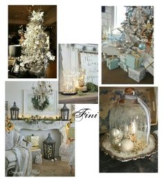 """December home decor"" by fini-i ❤ liked on Polyvore featuring interior, interiors, interior design, home, home decor and interior decorating"