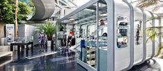 Red Bull Hangar 7 Merch Shop.