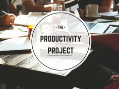 THE PRODUCTIVITY PROJECT - PART 1.5 - INTERVIEWS