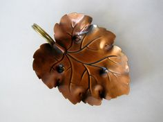 Vintage Coppercraft Guild Copper and Brass by ElizabethJaneCottage