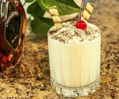 Ice Cream Brandy Alexander