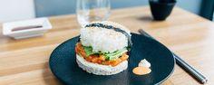 Le sushi burger débarque enfin à Paris
