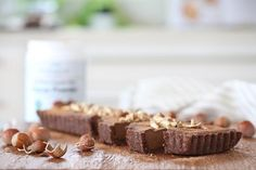 Jump to recipeChocolate, oh, chocolate - how I love thee. My initial love affair with this dark creamy bean began a number of moons ago, when I wrote about the top 5 benefits of cacao here (think antioxidants, iron, magnesium, calcium, ...