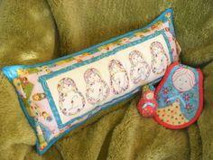 a nice family pillow