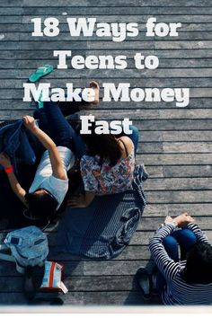 We talk a lot on TheWorkAtHomeWife.com about how we can make money from home, but what about the kids? Teens have expenses. They need to make money, too.