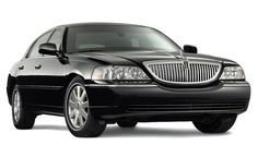 Photo of the Lincoln Town Car Ballistic Protection Series