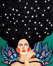 Like Theres No Tomorrow Canvas Wall Art by Hülya Özdemir