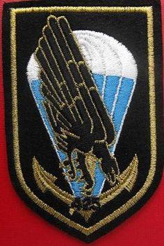 Shield 425th BPCS Parachutist