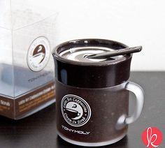 Tony Moly Latte Art Cappuccino Cream-In Scrub | eBay