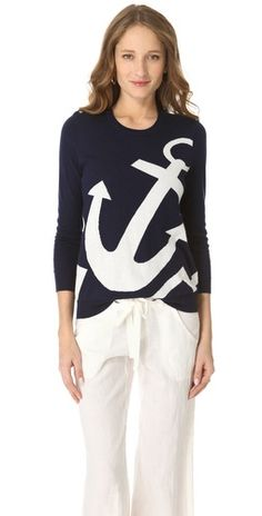 Love this anchor sweater