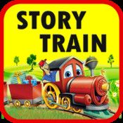 Story Train -- another storybook app for young kids. Free (comes with 2 stories -- in-app purchases for more).