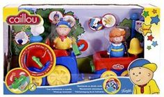 Caillou Educational Toys