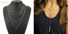 Fashion Necklaces for 2016 | Jewelry Trends