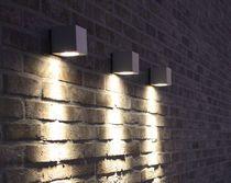 Applique da parete murale da esterni per spazi pubblici (LED) CUBE XL DEXTER
