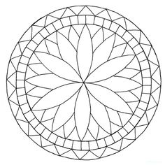 Looking for a Coloriage A Imprimer Mandalas. We have Coloriage A Imprimer Mandalas and the other about Gratuit Coloriage it free. Mandalas Painting, Mandalas Drawing, Mandala Coloring Pages, Coloring Book Pages, Dot Painting, Zentangles, Stained Glass Patterns, Mosaic Patterns, Embroidery Patterns