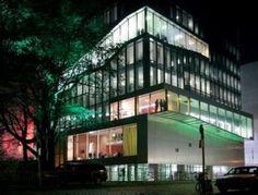 OMA - Dutch Embassy Belin