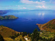 Danau_toba(Lake-Toba) in toba, Sumatera Utara
