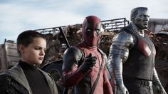 Deadpool 2 will feature Negasonic and Colossus