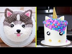 TOP 10 Awesome Cake Decorating Compilation #1 - Cake Style 2017 | Most Satisfying Cake Videos - YouTube