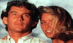 Ayrton Senna viverá eternamente em mim - disse Adriane Galisteu .