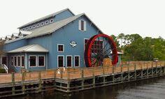 Wheelhouse at the Port Orleans Riverside resort ~ Walt Disney World, Florida.