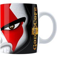 Caneca God of War Kratos