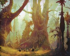 Muddy Colors: The Art of The Croods