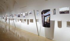 Hans Haacke at Museo Reina Sofía Exhibition Display, Museum Exhibition, Exhibition Space, Hall Hotel, Photo Expo, Art Expo, Poster Photo, Exposition Photo, Photo Exhibit
