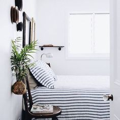 Entire home/apt in Byron Bay, Australia. Magnolia House was built three years ago with absolute luxury in mind . A perfect mix of old and new creating the ultimat. Dream Bedroom, Home Bedroom, Bedroom Decor, Bedrooms, Casas Magnolia, Boho Home, Piece A Vivre, Magnolia Homes, Home And Deco