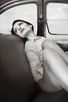 car photo - Marta by Alessandro Vetrugno