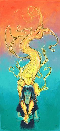 Astounding Illustrations by Ricardo Bessa