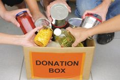 10 Great Ideas for Donations to Your Local Food Bank | PopCrush 105.7