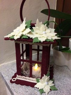 You searched for FaRol - MapaMundi. Christmas Holidays, Christmas Crafts, Xmas, Christmas Ornaments, Tea Light Lanterns, Tea Lights, Christmas Lanterns, Christmas Decorations, 3d Paper Crafts