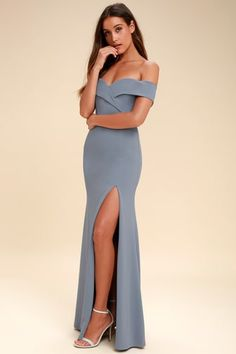 28325d59e2b 27 Delightful Grey Maxi Dresses images