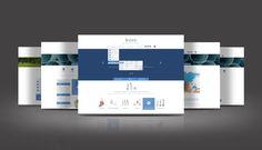 DESIGN & WEB - Site Internet - maquette des pages du site#tube #cosmetique #pot #capsule #bouchon #siteweb #responsive #design #graphisme #flacon #industriel #international #facebook #packaging #plastique #pharmacie #beaute #alimentaire