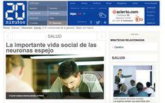 A importante vida social das neuronas espello ~ Orientación en Galicia