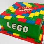Lego cake by 13 Tiers.  Charlotte, NC