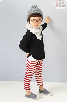 First Quinoa found Waldo, then she gave him an updated look and legally changed his name to Brioche. #MIWDTD