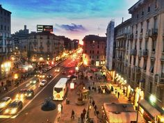 Corso Buenos Aires - Milan (Italy) where my apartment will be <3