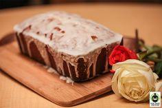 Grapefruit Olive Oil Pound Cake #FairTrade #recipe