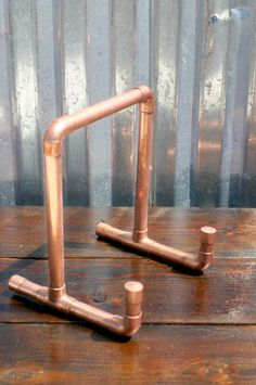 I love this Copper stand: to hold cookbooks, novels, or iPads