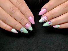 NAIL ART: TROPIC MOOD Tropical, Nail Art, Mood, Nails, Beauty, Finger Nails, Ongles, Nail Arts, Nail