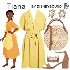 DisneyBound is meant to be inspiration for you to pull together your own outfits which work for your body and wallet whether from your closet or local mall. As to Disney artwork/properties: ©Disney Princess Inspired Outfits, Disney Princess Outfits, Cute Disney Outfits, Disney Dress Up, Disney Themed Outfits, Disney Inspired Fashion, Disney Bound Outfits, Cute Outfits, Disney Fashion