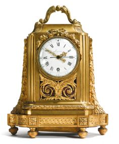 clock ||| sotheby's n09361lot7cn8ven